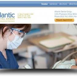 Atlantic-Dental.com - Before