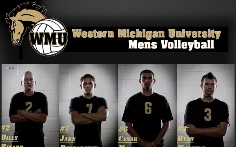 WMU Mens Volleyball